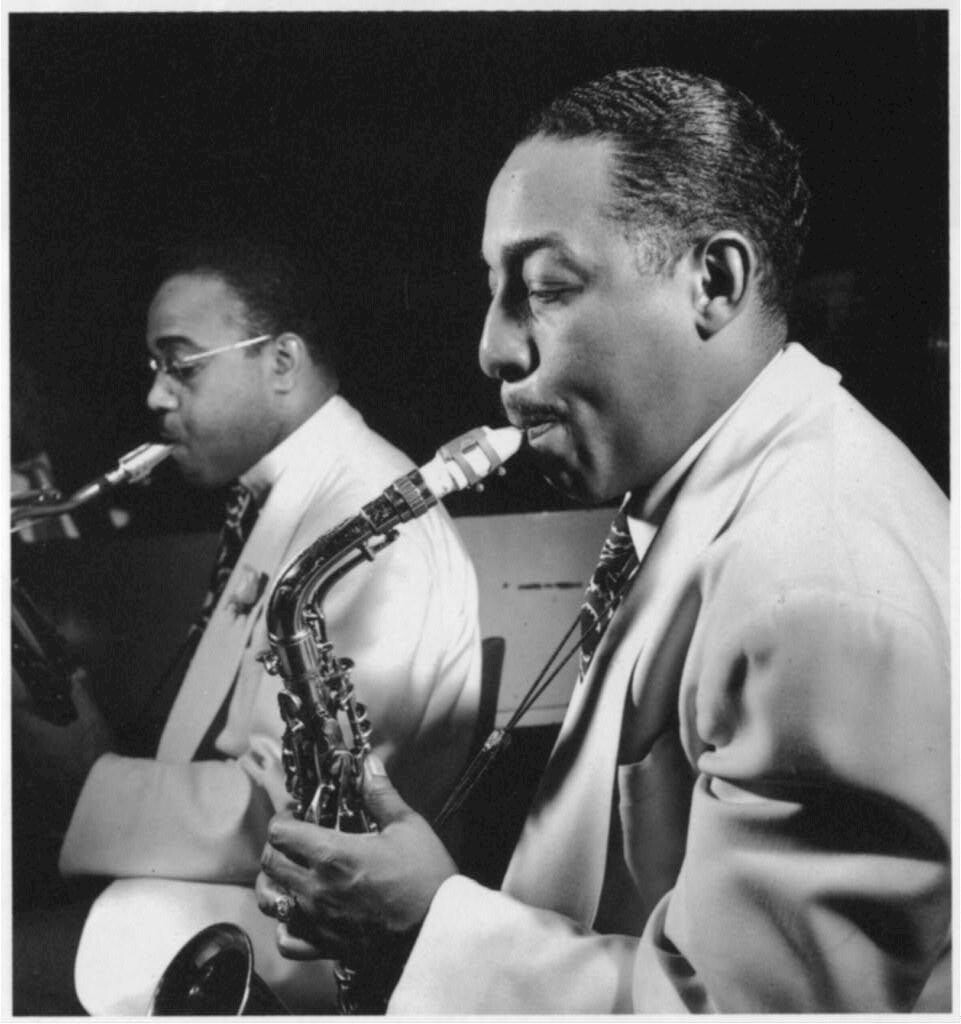 Johnny B Hodges